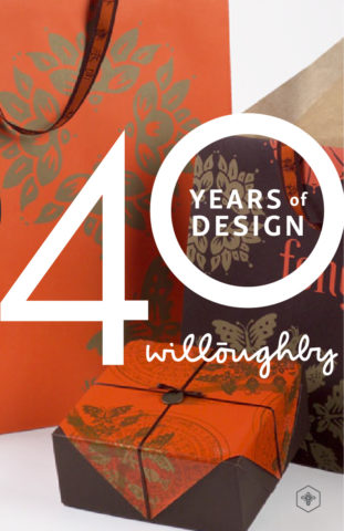 40 Years of Design Poster #8 - Willoughby Design
