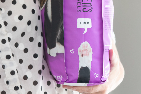 Mitten's Morsels - Pet Food Packaging - Thumbnail