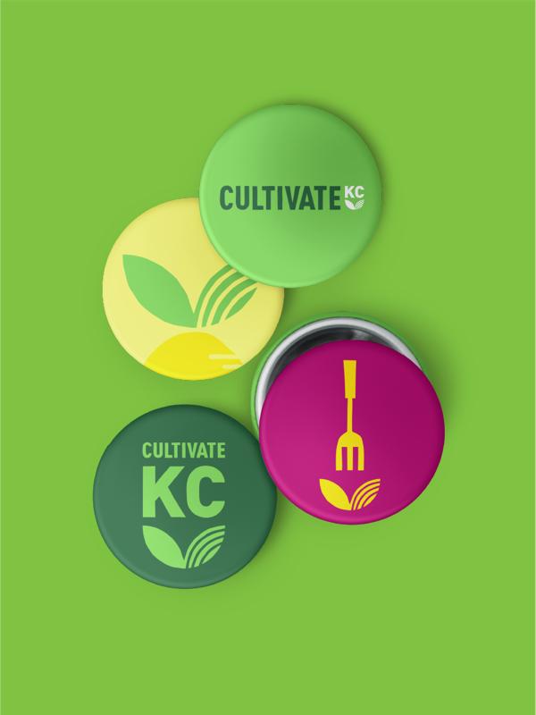 Cultivate KC Buttons
