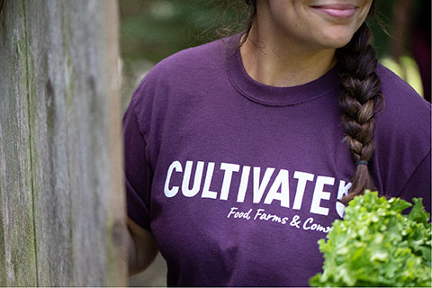 Cultivate KC - Nonprofit Brand Identity
