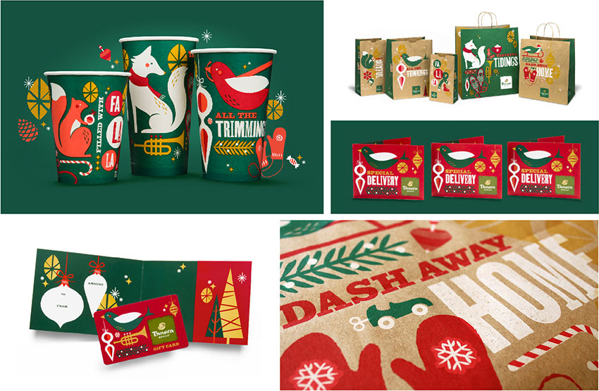 Willoughby Design - Holiday Blog - Panera Bread
