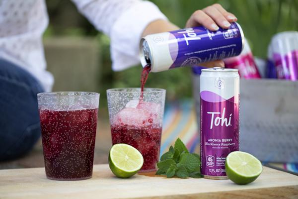 Tohi - Beverage Brand Identity - Thumbnail