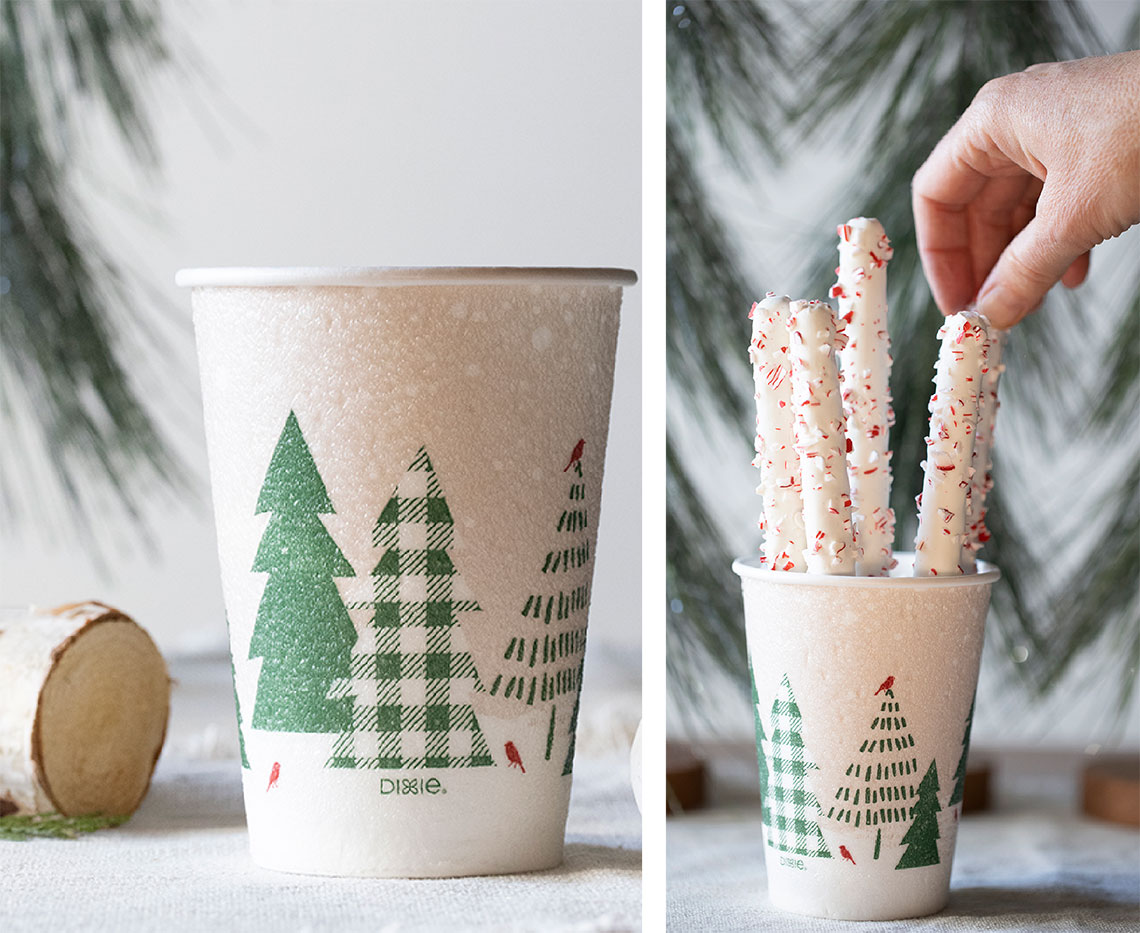 Dixie Ultra Holiday Collection 2020 - Cups