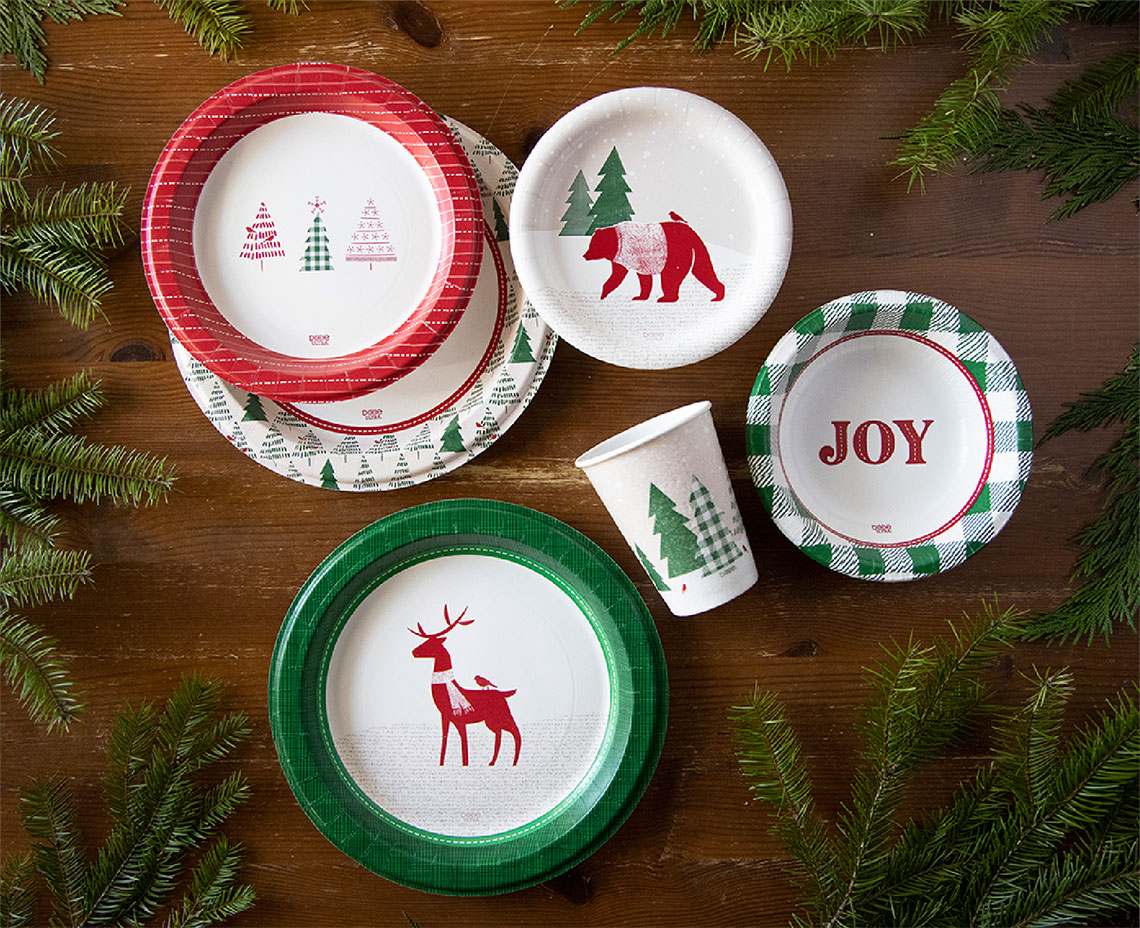 Dixie Ultra Holiday Collection 2020 - Design