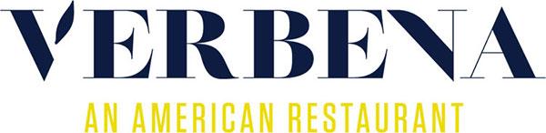 Verbena Logo - Restaurant Brand Identity